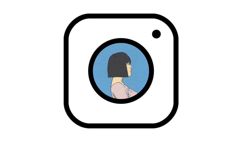 manshen lo instagram thumbnail portrait pastel illustration