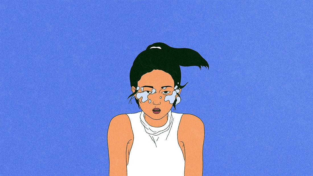 manshen lo glas animation festival illustration drawing character design