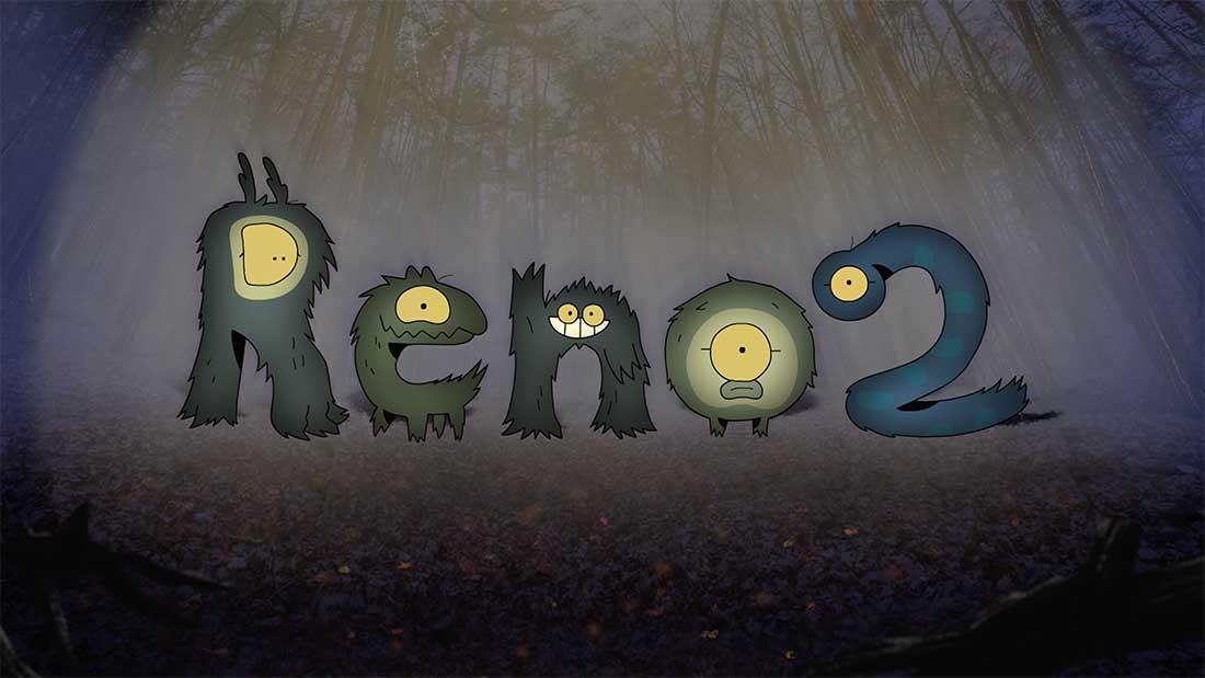 OPPO Creatures Jarrod Prince Mighty Nice animation