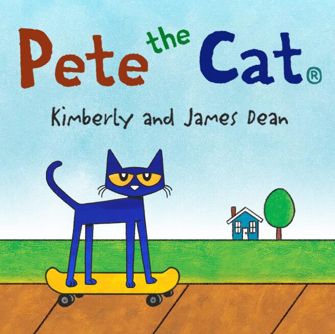 Nexus Studios Pete The Cat Facebook Portal StoryTime